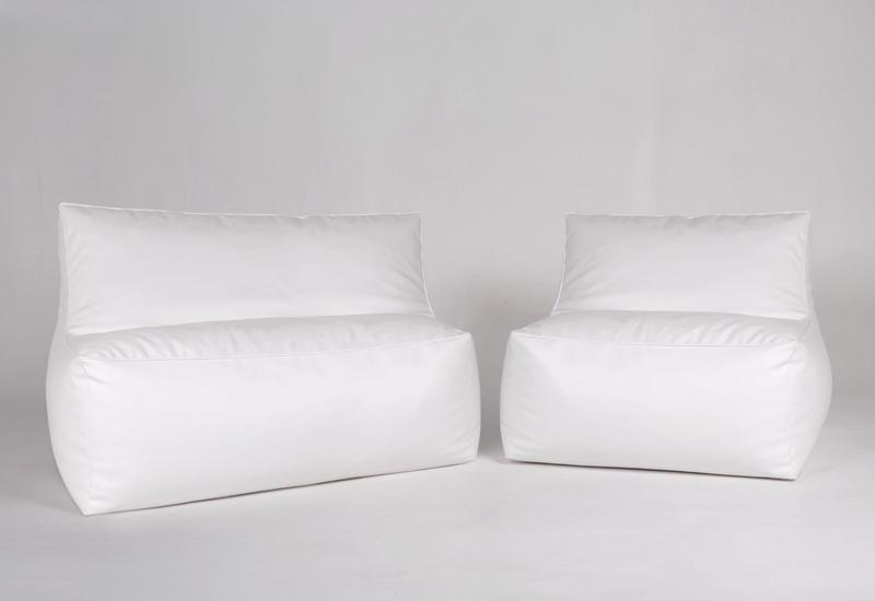 Double Modular Sofa | Bliss Bean Bags Australia