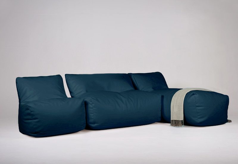 Lounge Set of bean bags