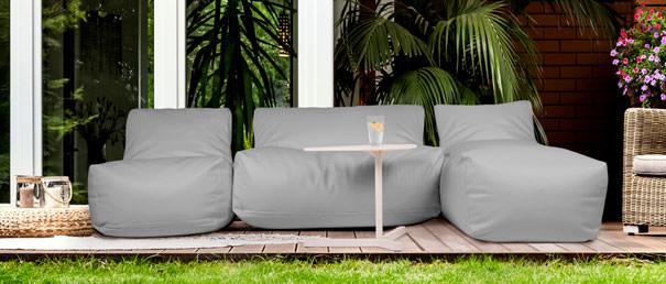 outdoor bean bag sofa